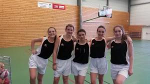unss basket filles 2015
