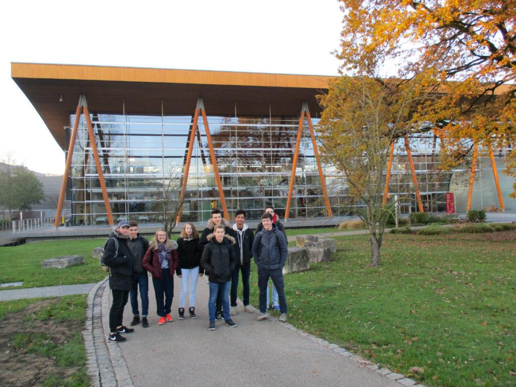 Weber Haus Linx sortie à weberhaus à rheinau-linx   projets