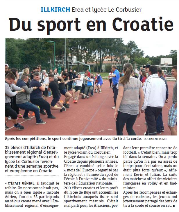 DNA 250516 Croatie sport